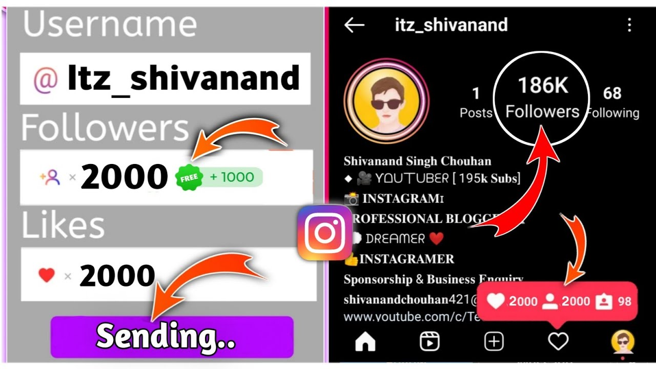 How To Get Free Instagram Followers 2021 | How To Increase Followers on Instagram 2021