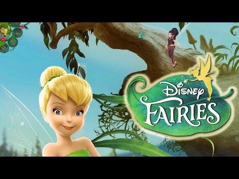 Disney Fairies: Tinkerbell's Adventure | Vidia is Horrible! [6] | Mousie |