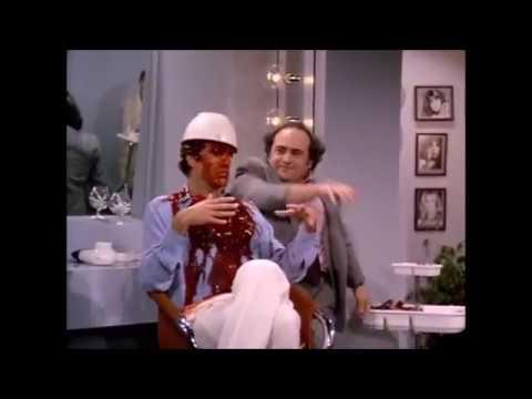 Taxi...Elaine's hair and Louie's revenge