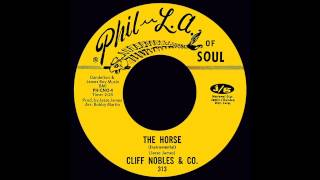 The Horse - Cliff Nobles & Co. (1968)  (HD Quality)