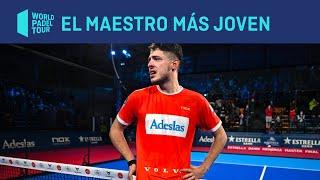 Todos los puntazos de Agustín Tapia en el Estrella Damm Menorca Master Final 2020