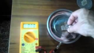 Вечное электричество из постоянного магнита
