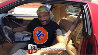 Delivering Snoop Doggs Camaro on spokes watch in (HD/4K)