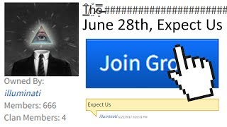 NEW ROBLOX HACKER GROUP IS COMING ON JUNE 28TH?