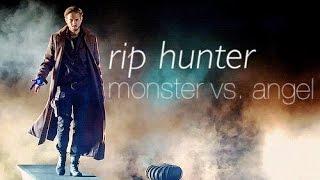 rip hunter ; monster vs. angel