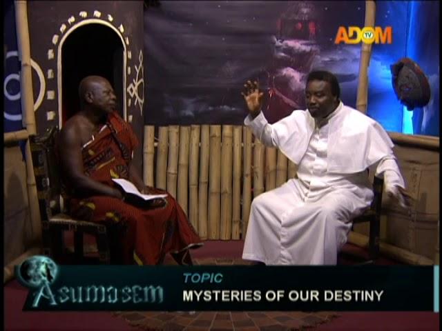 Mysteries Of Our Destiny - Asumasem on Adom TV (5-1-19)