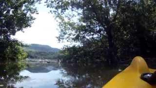 Kayak a Sau, Catalunya - (Riverside - Agnes Obel)