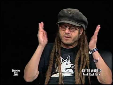 OFF!'s Keith Morris talks about his time in Black Flag & Circle Jerks W Eric Blair