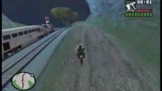 GTA: San Andreas: 13 Wrong Side of the Tracks (PC)