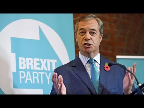Nigel Farage pitches 'Leave Alliance' with Boris Johnson and Tories as Brexit Party launch campaign