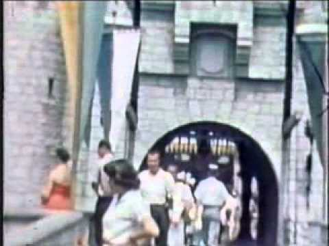 Disneyland 1956