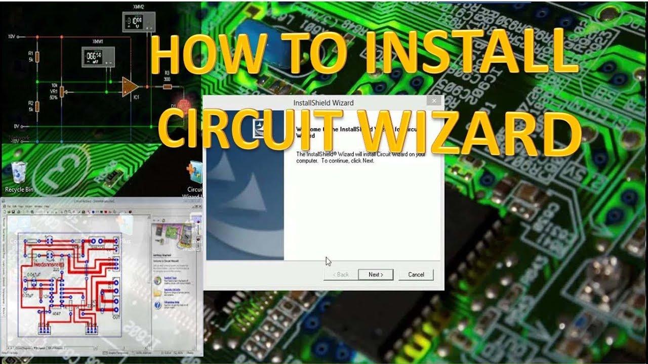 Descargar Circuit Wizard Gratis