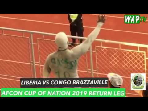 LIBERIA VS CONGO AT SKD STADIUM 2-1 FULL GAME HIGHLIGHT