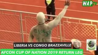 LIBERIA VS CONGO AT SKD STADIUM 2-1 FULL GAME HIGHLIGHT