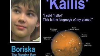 """Tajemnicze """"Dziecko Indygo"""" z Rosji i jego opowieści o życiu na Marsie"""