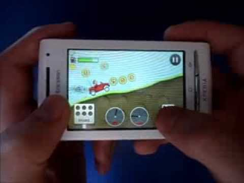 android games free  for sony ericsson xperia x8 e15i