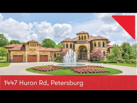 1447 Huron Road - Petersburg Ontario Luxury Homes For Sale