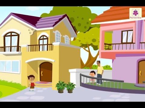 Our Neighborhood | Environmental Studies For Kids | Vid #6