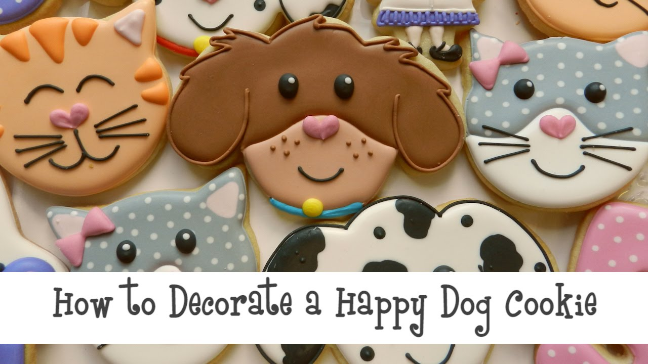 How To Decorate Dog Treats