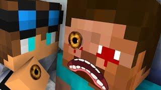 Monster School : HEROBRINE EYES OPERATION CHALLENGE - Minecraft Animation