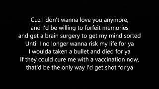 Deep Sad Breakup Rap Song (lyrics)