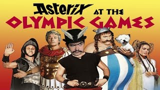 Asterix at the Olympic Games (review)