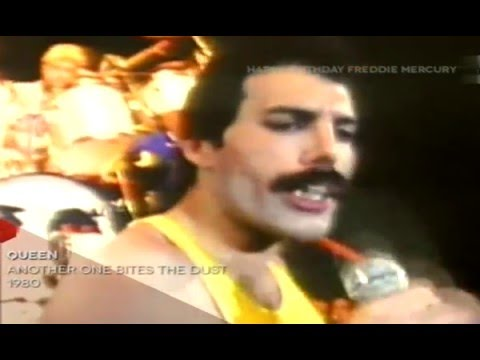 Queen - Another One Bites The Dust 1980