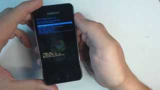 Samsung Galaxy S Advance I9070 hard reset
