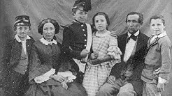Vintage Ambrotype Family Portraits From the 1850's and 1860's