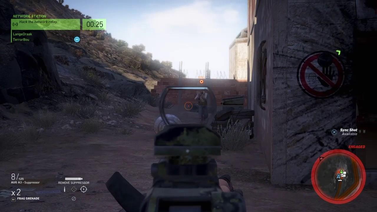 tom clancys ghost recon wildlands hacks ps4