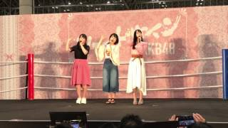 2017年6月24日 AKB48 Team8 チーム8 気まぐれオンステージ 阿部芽唯 谷...