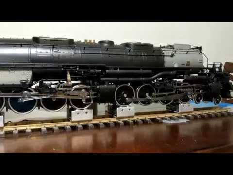 USA Trains BigBoy Unboxing