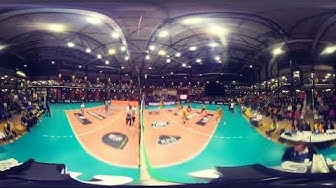 Savo Volley - Akaa-Volley 360 camera, ensimmäinen erä
