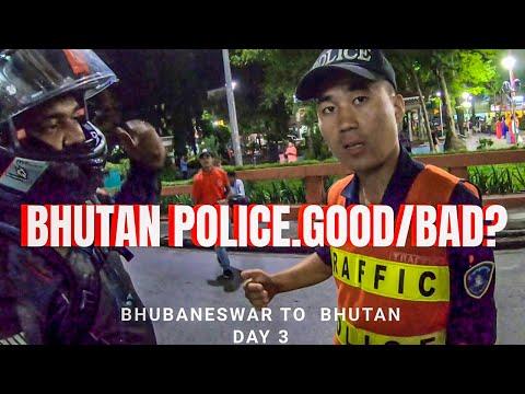 #DAY3   BHUBANESWAR TO BHUTAN   PHUENTSHOLING