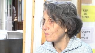 Festival féminin plurielle reportage marché Créations Plurielles, à Pardes, 66.