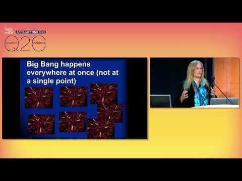 Public Lecture: Dark Matter In The Universe