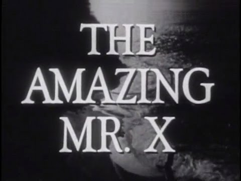 The Amazing Mr. X (1948) [Film Noir] [Thriller]