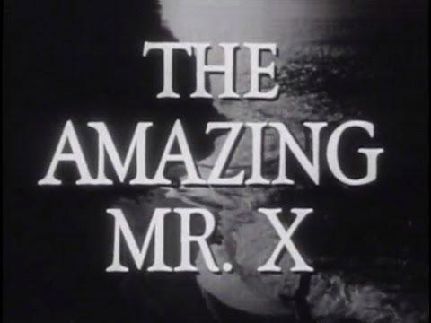The Amazing Mr. X (1948) [Film Noir] [Thriller]