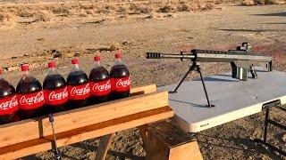 coke vs 50cal?