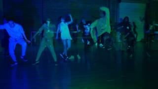 Johnny Rain|Twisted High| @TonyTzar/Tony Tzar Choreography (Full Intentions Intensive)