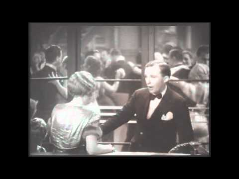 When The Folks High Up Do That Mean Lowdown - Bebe Daniels & Bing Crosby