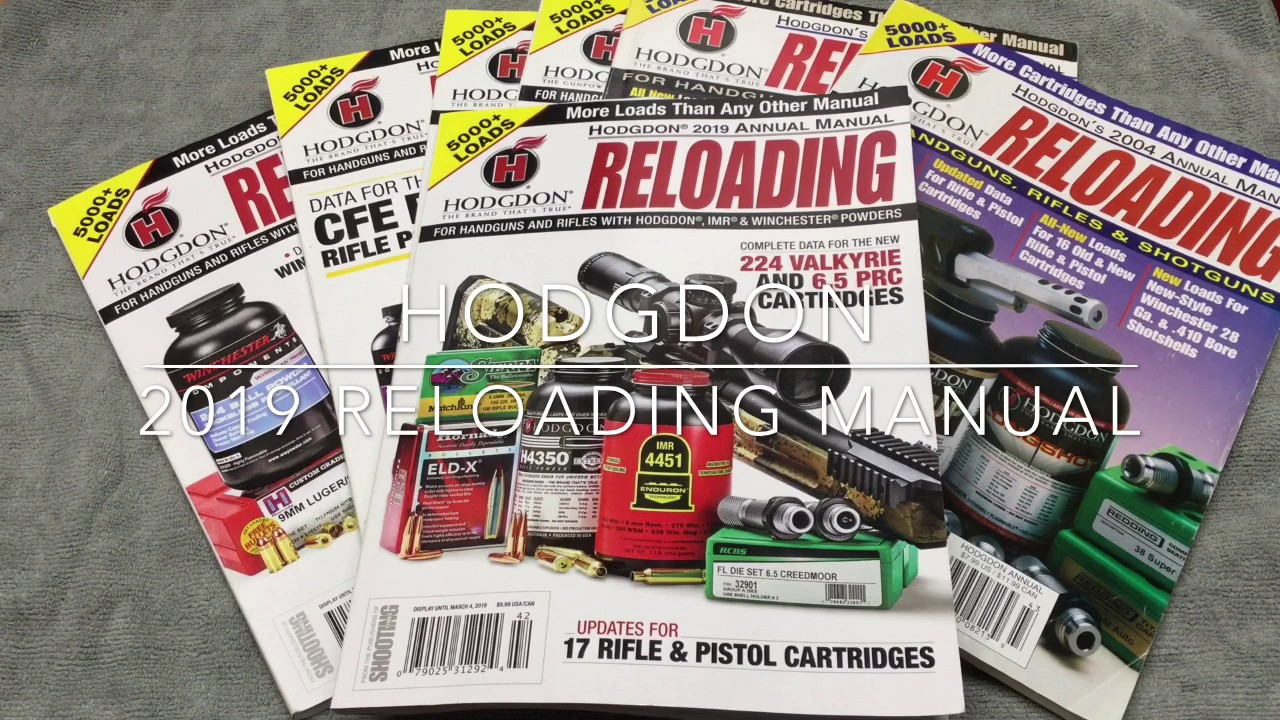 Best 9 Reloading - Manuals & Videos for the money in 2019