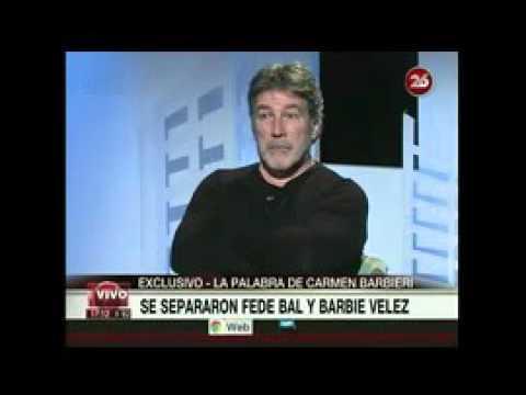 """Carmen Barbieri: """"Alguien que salga a defender a mi hijo que lo van a mandar preso"""""""