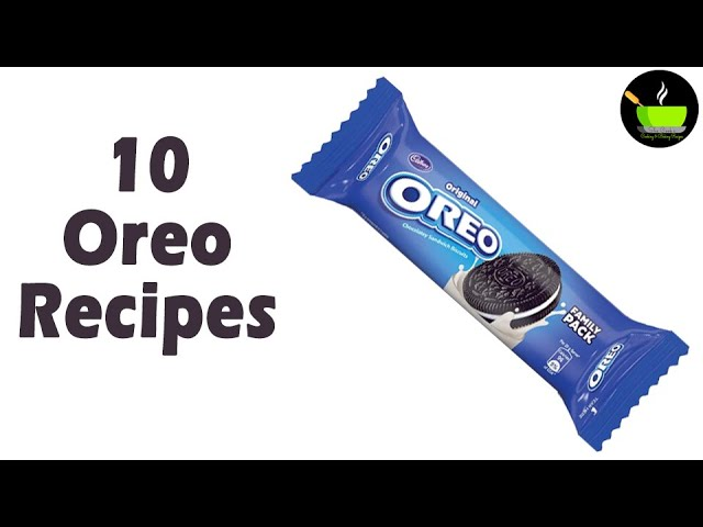 Are you a Oreo Lover? Try these yummy recipes   10 Oreo Recipes   Oreo Recipes   Oreo Desserts