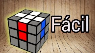 Como hacer la cruz en el cubo 3x3x3 (REVELADO)