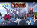 Pixelmon Reforged 6.2.2 Review || MAS R***** MEGAS??? Y REMODELS!!