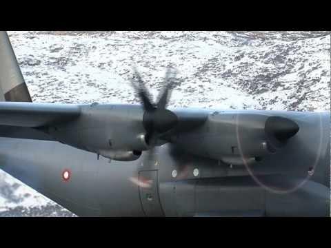 Airdrop øvelse På Grønland November 2011.mov