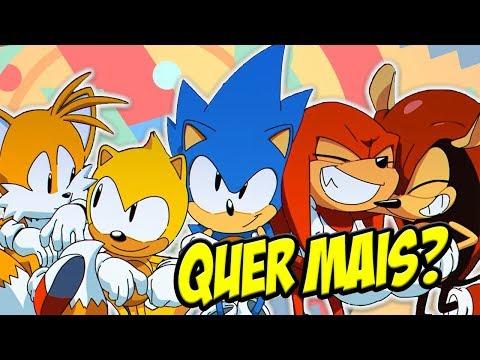 Sonic Mania Plus - Todas as Novidades da DLC