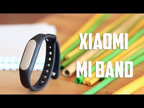 Xiaomi Mi Band, Review en español
