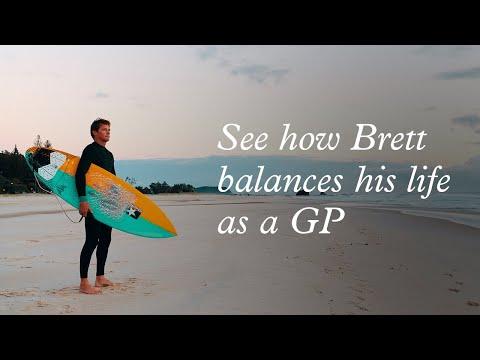 Become a GP - Brett